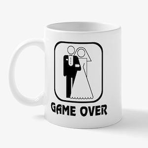 Wedding Symbol: Game Over Mug