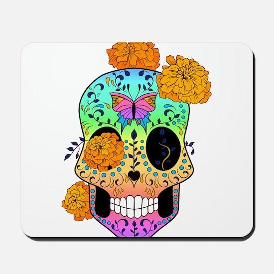 Best Seller Sugar Skull Mousepad