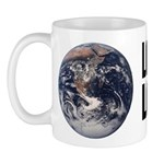 Love It or Leave It: Earth Mug