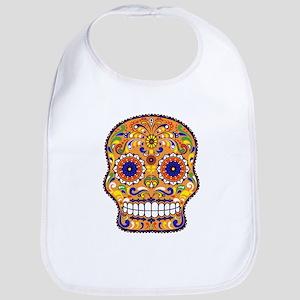 Best Seller Sugar Skull Bib