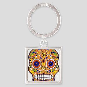 Best Seller Sugar Skull Keychains