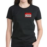 Hello I'm Illiterate Women's Dark T-Shirt