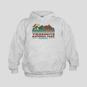 Yosemite National Park Kids Hoodie