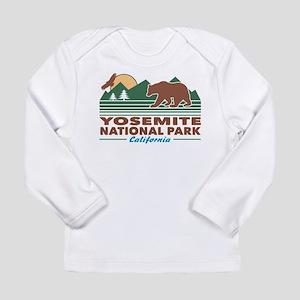 Yosemite National Park Long Sleeve Infant T-Shirt