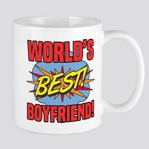 World's Best Boyfriend Mugs