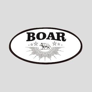 big boar Patch