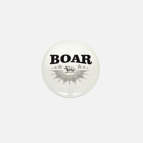 big boar Mini Button