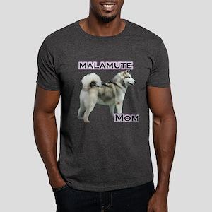 Malamute Mom4 Dark T-Shirt