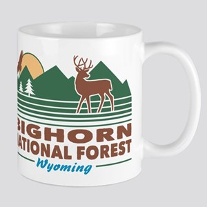 Bighorn National Forest Mug