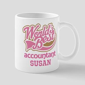 Accountant Personalized Gift Mugs