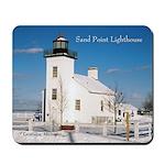 Sand Point Lighthouse Mousepad