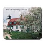 Point Betsie Lighthouse Mousepad