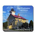 Port Washington Lighthouse Mousepad