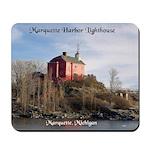 Marquette Harbor Lighthouse Mousepad