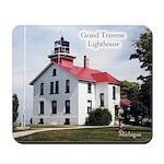Grand Travers Lighthouse Mousepad