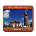 Grand River (fairport Harbor) Lighthouse Mousepad