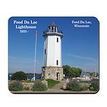 Fond Du Lac Lighthouse Mousepad