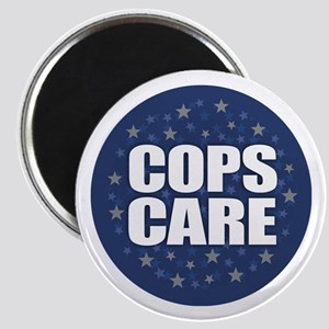 COPS CARE Magnets