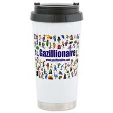 Gazillionaire Travel Mug