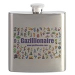 Gazillionaire Flask