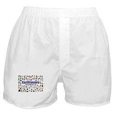 Gazillionaire Boxer Shorts