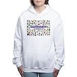Gazillionaire Women's Hooded Sweatshirt