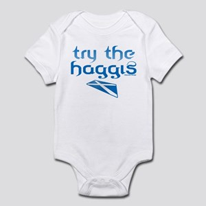 SCO Try Haggis Scotland(Alba) Infant Bodysuit