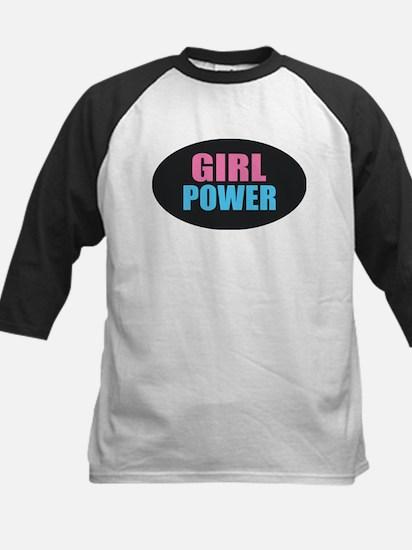Girl Power Baseball Jersey