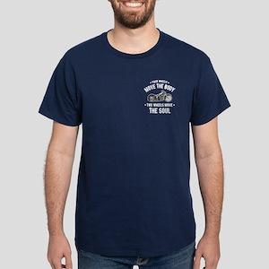 2 Wheels Move 1016 Dark T-Shirt