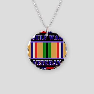 Gulf War Veteran Necklace
