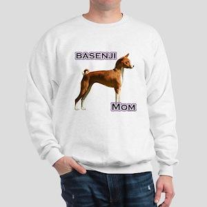 Basenji Mom4 Sweatshirt
