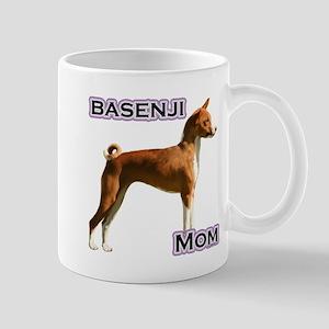 Basenji Mom4 Mug