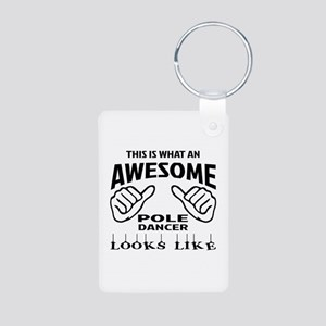This is what an awesome Po Aluminum Photo Keychain