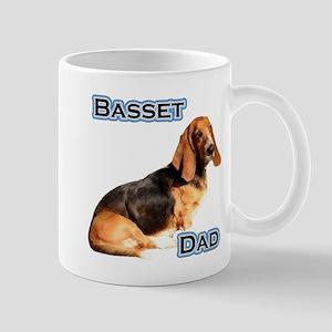 Basset Dad4 Mug
