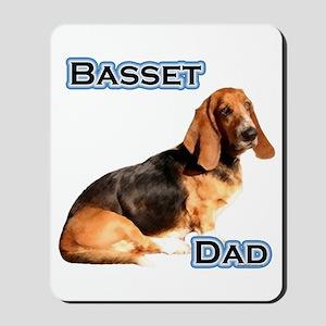 Basset Dad4 Mousepad