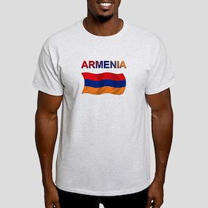 Armenian Flag Light T-Shirt
