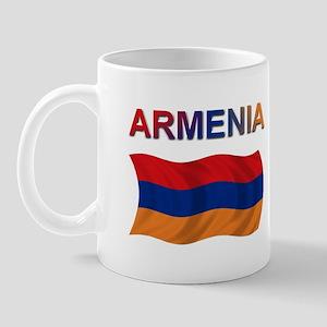 Armenian Flag Mug