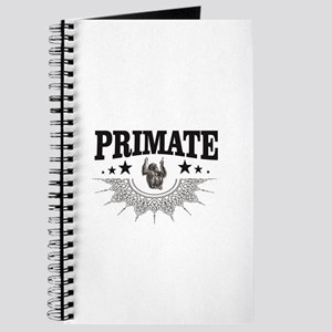 one monkey is the primate Journal