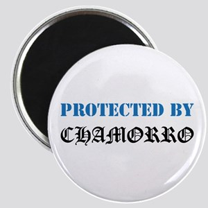 Protected by Chamorro Magnet
