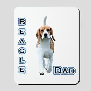 Beagle Dad4 Mousepad
