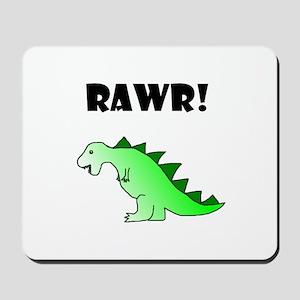 RAWR! Mousepad