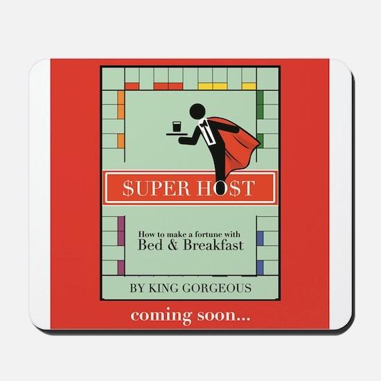Super Host Apparel Mousepad