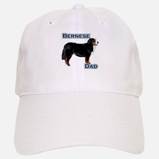 Bernese Dad4 Baseball Baseball Cap