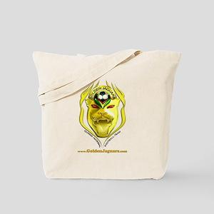Golden Jaguars Tote Bag