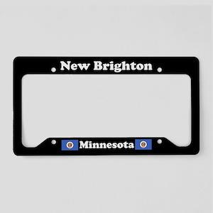 New Brighton MN - LPF License Plate Holder