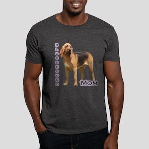 Bloodhound Mom4 Dark T-Shirt