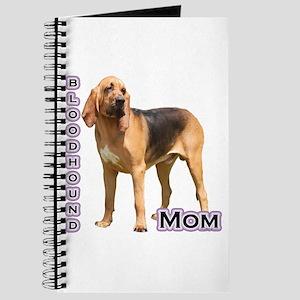 Bloodhound Mom4 Journal