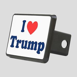 I Heart Trump Hitch Cover