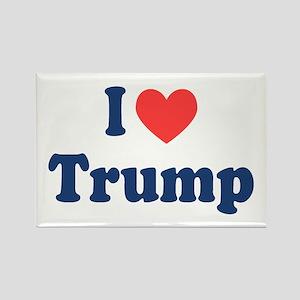 I Heart Trump Magnets