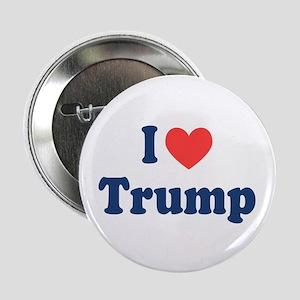 "I Heart Trump 2.25"" Button (10 pack)"